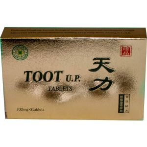 TOOT UP 700 mg, 8 tablete, Sanye Intercom