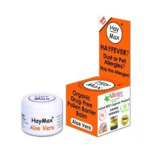 CREMA REMEDIU ALERGIE ORGANIC - ALOE VERA, 7 ml, Hay Max