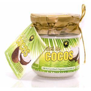 ULEI DE COCOS BIO 150 ml, Hypericum Impex