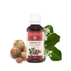 ULEI DE TAMANU VIRGIN 50 ml, Mayam