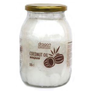 ULEI DE COCOS VIRGIN BIO 1000 ml, Dragon Superfoods