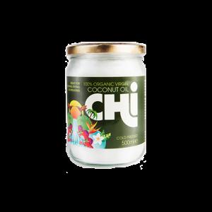 ULEI DE COCOS VIRGIN PRESAT LA RECE BIO 500 ml, Chi