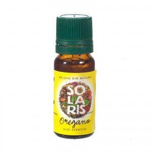 OREGANO, Ulei esențial 10 ml, Solaris