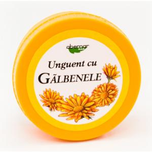 UNGUENT CU GALBENELE 20 ml, Abemar