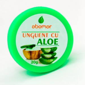 UNGUENT CU ALOE 20 ml, Abemar