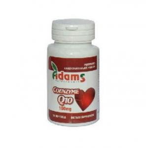 COENZYME Q10 100 mg, 30 capsule, Adams Vision