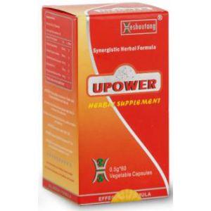UPOWER, 60 capsule, Heshoutang