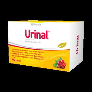 URINAL, 30/60 capsule, Walmark