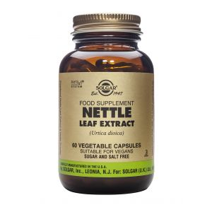 NETTLE LEAF EXTRACT 60 capsule, Solgar
