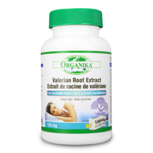 VALERIAN ROOT EXTRACT (VALERIANA) 500 mg, 90 capsule, Organika