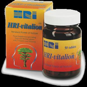 HRI VITALION 50 tablete, Vitalion