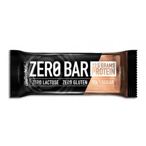BATON PROTEIC - ZERO BAR Cappuccino 50 g, Biotech Nutrition