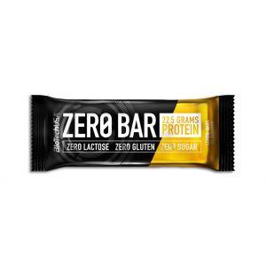BATON PROTEIC - ZERO BAR Lemon-Basil 50 g, Biotech Nutrition