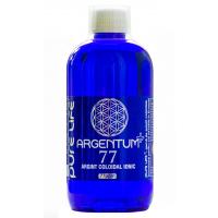 ARGINT COLIDAL - ARGENTUM+ 77 PPM 480 ml, Pure Life