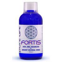 FORTIS 20 PPM (Au, Zn, Mg, Ag) 240/480 ml, Pure Life