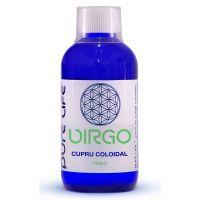 VIRGO 15 PPM - CUPRU COLOIDAL 240/480 ml, Pure Life