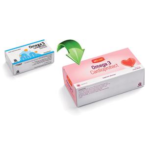 OMEGA 3 CARDIOPROTECT - BIOLAND 30 capsule moi, Biofarm