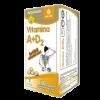 VITAMINA A + D2, 30 capsule, Ac Helcor