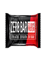 BATON PROTEIC - ZERO BAR Strawberry-Banana 50 g, Biotech Nutrition