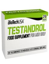 TESTANDROL, 210 tablete, Biotech Nutrition