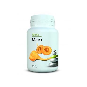 MACA 120 cp, Alevia