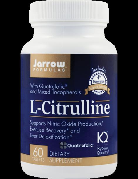 L-CITRULLINE 60 tablete, Jarrow Formulas