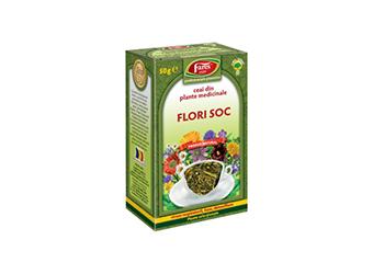 SOC FLORI, Ceai 50 g, Fares