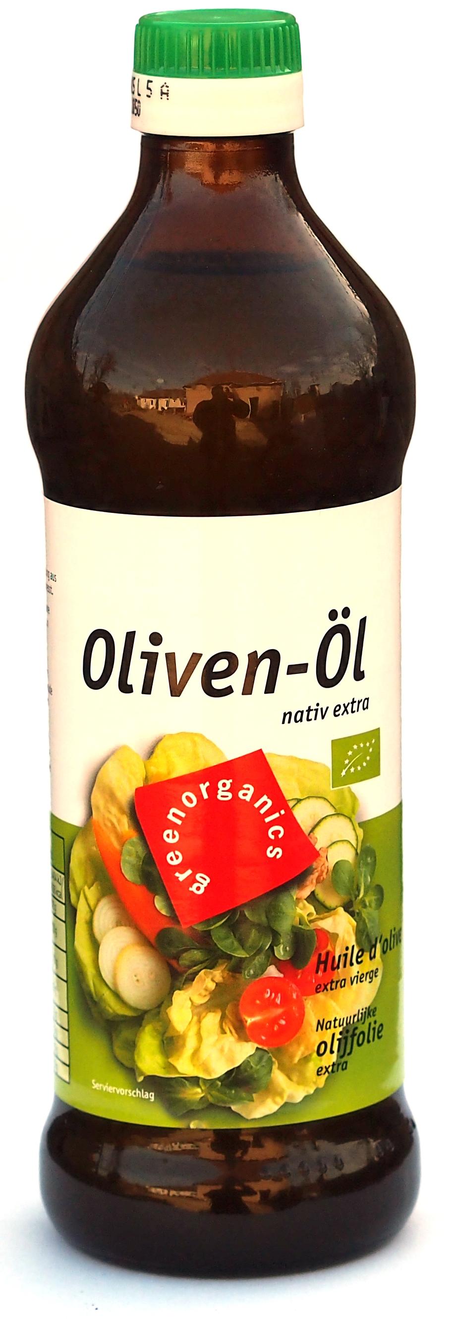 ULEI DE MASLINE EXTRAVIRGIN BIO 500 ml, Green Organics